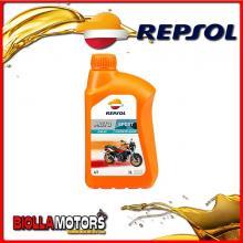 RP180M51IT 1 LITERÖL REPSOL MOTO SPORT 4T 15W50 1LT