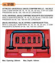 5100 ATTREZZO UNIVERSALE (MAXI) SPINGI-MOLLE PER VALVOLE