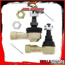 51-1020 KIT TIRANTE (RICHIESTI 2 KIT PER VEICOLO Polaris Big Boss 250 4x6 250cc 1989-1992 ALL BALLS