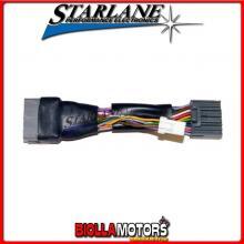 EPKZ60710 Plug STARLANE kit per ENGEAR su Kawasaki ZX6R 2007>2016, Z750 2007>2012 e Z1000 2007>2013