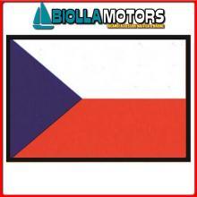 3404220 BANDIERA REPUBBLICA CECA 20X30CM Bandiera Rep. Ceca