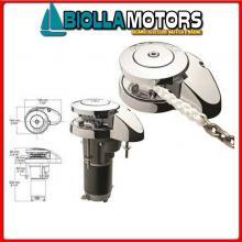 1204006 WINCH MAXWELL RC6 12V 500W 6/7MM LOW Verricello Salpa Ancora RC6