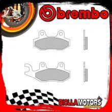 07YA21SD PASTIGLIE FRENO POSTERIORE BREMBO BENELLI CAFFE' NERO left/rear 2008- 125CC [SD - OFF ROAD]