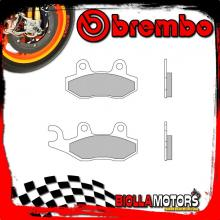 07YA2106 PASTIGLIE FRENO POSTERIORE BREMBO BOMBARDIER-CAN AM COMMANDER LEFT/REAR 2011- 800CC [06 - ROAD CARBON CERAMIC]