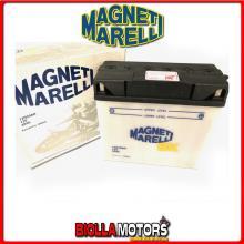 12N20AH BATTERIA MAGNETI MARELLI 51913 SENZA ACIDO 51913 MOTO SCOOTER QUAD CROSS