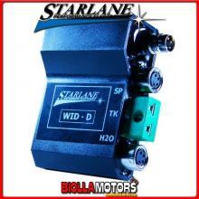 WD Modulo STARLANE Espansione Wireless per Corsaro. Ingressi disponibili: Temperatura Acqua -Termocoppia K per gas di scarico -