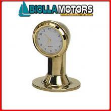 5807211 TERMOMETRO MANICA MINI OTTONE Orologio e Termometro su Manica Vento S