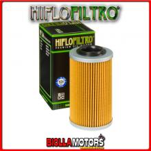 HF564 FILTRO OLIO APRILIA 1000cc Aprilia Long Filter for use with Extended Filter Cover 2004-2010 1000CC HIFLO