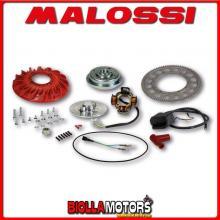 5517175 ACCENSIONE VESPOWER MALOSSI CONO 20 VESPA PX E 200 2T VOLANO 1,2KG -