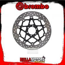 78B40870 DISCO FRENO ANTERIORE BREMBO GILERA GFR 1993- 125CC FLOTTANTE