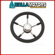 4645839 VOLANTE D400 P/STEEL BLACK Volante Classic P/Steel
