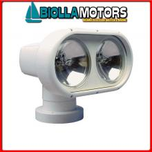 2168132 BULBO EM DOPPIO 12V Faro EL-Marine Double Eye