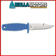 5830009 COLTELLO SHARK9 BLUE Coltello Shark 9