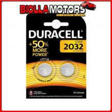 DC4803923 DURACELL DURACELL ELETTRONICA, ?2032?, 2 PZ