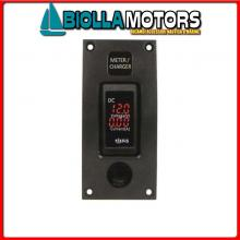 2102786 PANNELLO TESTER VOLT/AMP IP66< Pannello Tester Volt/Ampere