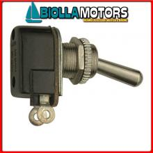 2101000 INTERRUTTORE AA 2T 10A OFF/ON< Interruttore Toggle AA 0