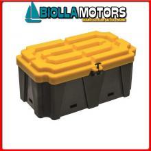 2030016 CASSETTA BATTERIA 710x660xH300 Portabatteria in ABS (200A)