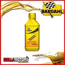 442039 500ML OLIO BARDAHL XTF FORK SPECIAL OIL 10W PER FORCELLA 1/2 LT