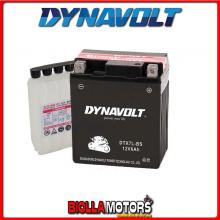 DTX7L-BS BATTERIA DYNAVOLT YTX7L-BS SIGILLATA CON ACIDO YTX7LBS MOTO SCOOTER QUAD CROSS