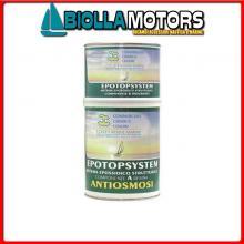 5725010 RESINA EPOTOP SYSTEM 0.75L Resina Epossidica Epotop System