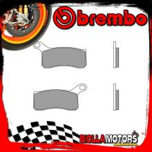 07GR07SD PASTIGLIE FRENO ANTERIORE BREMBO HM CRE SIX COMPETITION 2009- 50CC [SD - OFF ROAD]