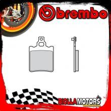 07BB1324 PASTIGLIE FRENO POSTERIORE BREMBO FANTIC MOTOR CABALLERO RC 1990- 50CC [24 - GENUINE CARBON CERAMIC]