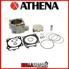 P400210100021 GRUPPO TERMICO 490cc 100mm Big Bore ATHENA HONDA CRF 450 X 2005-2014 450CC -