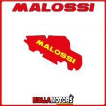 1411419 SPUGNA FILTRO RED SPONGE MALOSSI PIAGGIO LIBERTY 50 2T