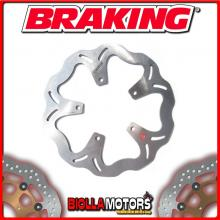 WF8118 FRONT BRAKE DISC SX BRAKING PEUGEOT GEO RS 125cc 2008 WAVE FIXED