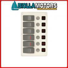 2102766 PANNELLO C7/IP66 6P ALU WH AUTO VALVE< Pannelli C7-IP66 White