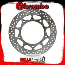 68B407F8 DISCO FRENO POSTERIORE BREMBO YAMAHA T MAX 2012- 530CC FISSO