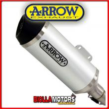 53507AN TERMINALE ARROW URBAN KEEWAY CITY BLADE 125 / 150 2015 ALLUMINIO/DARK