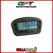 RPM2009 CONTAGIRI CONTAORE TEMPERATURA MOTORE 2T/4T GPT UNIVERSALE MOTO RETROILLUMINATO