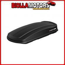 N60019 NORDRIVE BOX 530, BOX TETTO IN ABS, 530 LITRI - NERO GOFFRATO