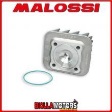 387118 TESTA CILINDRO MALOSSI D. 47 PIAGGIO FREE 50 2T IN ALLUMINIO AD ARIA -