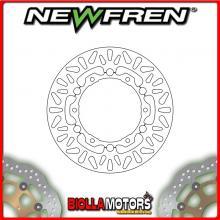 DF4112AF DISCO FRENO ANTERIORE NEWFREN YAMAHA T MAX 500cc XP 2008-2011 FLOTTANTE