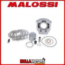 3112098.T0 MALOSSI Cilindro TEAM FACTORY MHR D. 47,6 in alluminio 7 travasi per testa scomponibile