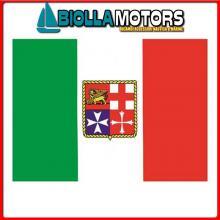 3418516 BANDIERA ADESIVA ITALIA 160X240 GOMMATA Bandiera Adesiva Italia