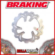 YA06FID DISCO FRENO ANTERIORE SX BRAKING TM GS- MC 125cc 1990-1992 WAVE FISSO
