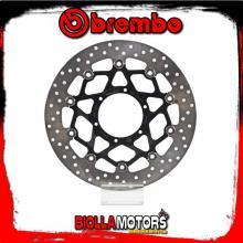 78B40877 FRONT BRAKE DISC BREMBO HONDA CBR RR 2006-2007 1000CC FLOATING