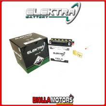 246600081 BATTERIA ELEKTRA YB5L-B [SENZA ACIDO] YB5LB MOTO SCOOTER QUAD CROSS [SENZA ACIDO]