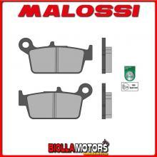 6215065 COPPIA PASTIGLIE FRENO MALOSSI Anteriori KYMCO CX 50 2T Anteriori - per veicoli PRODOTTI 1994 --> ** OMOLOGATE **