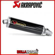 SS-B12SO1-HC TERMINALE AKRAPOVIC BMW K 1200 R 2005-2008 CARBONIO -