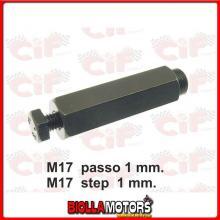 3338 ESTRATTORE VOLANO M17 - PASSO 1 mm PIAGGIO CIAO