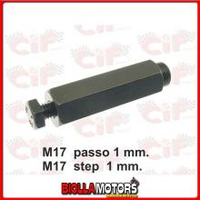 3338 EXTRACTEUR VOLANT M17- PAS 1 mm PIAGGIO CIAO