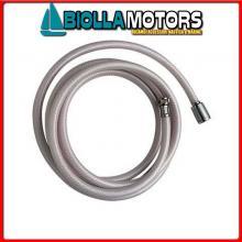 1513226 FLESSIBILE 2.5M WHITE 1/2-3/8 Tubi Flessibili Doccette