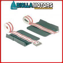 4035007 PIASTRA TANK FIX L Piastra e Cinghie Fissa Batterie