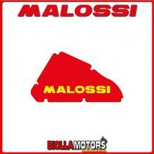 1411423 SPUGNA FILTRO RED SPONGE MALOSSI GILERA RUNNER SP 50 2T LC <-2005