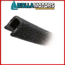 3835007 PROFILO TL 15M 5/6.5 BLACK Profilo Edge Trim Lock Black