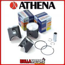 S4C03988001C PISTONE FUSO 39,855 th.12 ATHENA DERBI SENDA SM DRD PRO E2 2006-2011 50CC -